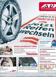 A.T.U Auto Teile Unger Jetzt Reifen wechseln September 2014 KW39