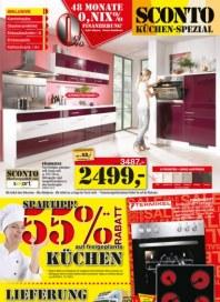 Sconto Küchen-Spezial September 2014 KW40