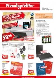 Pfennigpfeiffer Angebote September 2014 KW40