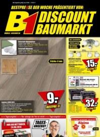 B1 Discount Baumarkt Aktuelle Angebote September 2014 KW39 3
