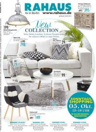 Rahaus Neue Collection September 2014 KW39