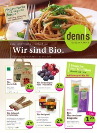 Denn's Biomarkt Aktuelle Angebote September 2014 KW39 1