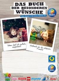 Vedes Das Buch der besonderen Wünsche Oktober 2014 KW40