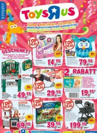 TOYS Happy Birthday, Geoffrey Oktober 2014 KW40