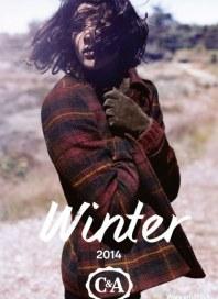 C&A Winter 2014 Oktober 2014 KW40