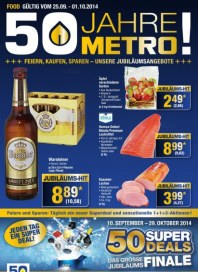 Metro Cash & Carry Food Oktober 2014 KW40