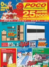 POCO 25 Jahre Poco - 250 Kracher-Angebote Oktober 2014 KW40