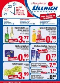 Ullrich Verbrauchermarkt Knüller Oktober 2014 KW41