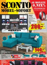 Sconto Möbel-Sofort Oktober 2014 KW41