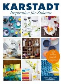 KARSTADT Living - Karstadt - Inspiration für Zuhause Oktober 2014 KW41