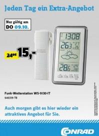 Conrad Jeden Tag ein Extra-Angebot Oktober 2014 KW41 4