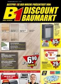 B1 Discount Baumarkt Aktuelle Angebote Oktober 2014 KW41 1