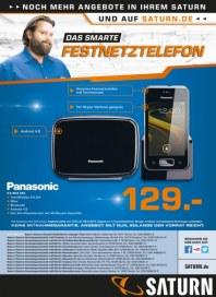 Saturn Das smarte Festnetztelefon Oktober 2014 KW41