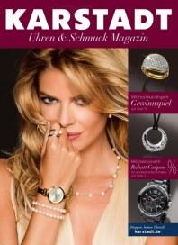 KARSTADT Uhren & Schmuck Magazin 2014 Oktober 2014 KW42