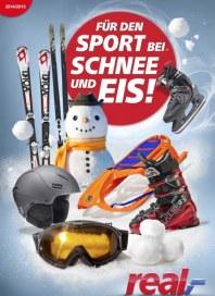 real,- Sport bei Schnee und Eis Oktober 2014 KW43