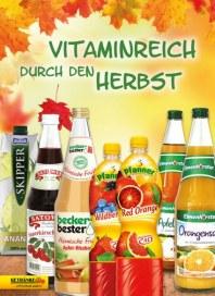 Getränkeland Vitaminreich durch den Herbst Oktober 2014 KW43