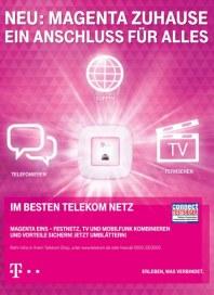 Telekom Shop Ein Anschluss für alles Oktober 2014 KW43
