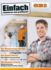 OBI Einfach renovieren und profitieren Oktober 2014 KW43