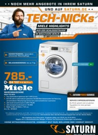 Saturn Tech-Nicks Miele Highlights Oktober 2014 KW43