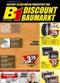 B1 Discount Baumarkt Aktuelle Angebote Oktober 2014 KW43 3