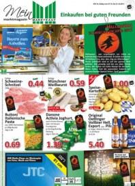 Marktkauf Einkaufen bei guten Freunden Oktober 2014 KW44 1