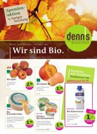 Denn's Biomarkt Aktuelle Angebote Oktober 2014 KW43 1