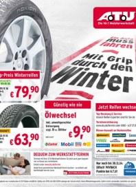 A.T.U Auto Teile Unger Mit Grip durch den Winter Oktober 2014 KW44