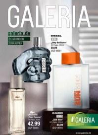 Galeria Kaufhof Parfum Angebote Oktober 2014 KW44