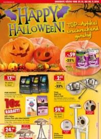 Das Futterhaus Happy Halloween Oktober 2014 KW44