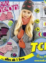 Tedi GmbH & Co. KG Angebote November 2014 KW45