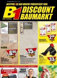 B1 Discount Baumarkt Aktuelle Angebote November 2014 KW44