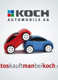 Koch Automobile Autos kauft man bei Koch November 2014 KW44
