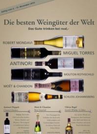 real,- Die besten Weingüter der Welt November 2014 KW45