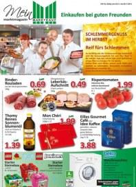 Marktkauf Einkaufen bei guten Freunden November 2014 KW45