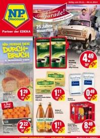 NP-Discount Aktueller Wochenflyer November 2014 KW45