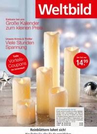 Weltbild Große Kalender zum kleinen Preis November 2014 KW45