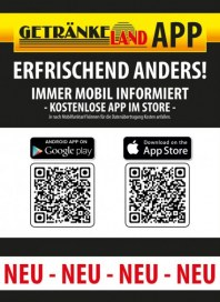 Getränkeland Immer mobil informiert November 2014 KW45