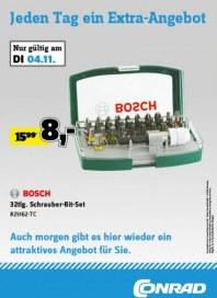 Conrad Jeden Tag ein Extra-Angebot November 2014 KW45 2