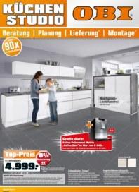 OBI Küchen Studio November 2014 KW45