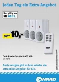 Conrad Jeden Tag ein Extra-Angebot November 2014 KW45 3