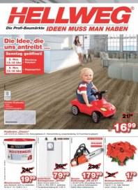 Hellweg Aktuelle Angebote November 2014 KW45