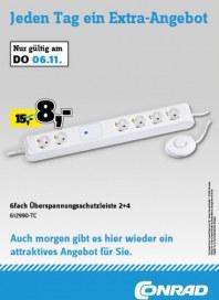 Conrad Jeden Tag ein Extra-Angebot November 2014 KW45 4