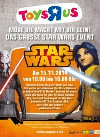 Toys''R''Us Star Wars Event November 2014 KW45