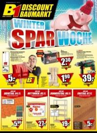 B1 Discount Baumarkt Aktuelle Angebote November 2014 KW45 1