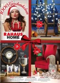Rahaus 1000 Geschenkideen November 2014 KW45