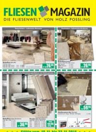 Holz Possling Fliesenmagazin November 2014 KW46