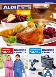 Aldi Nord Aldi Aktuell - Angebote ab Montag, 10.11 November 2014 KW46