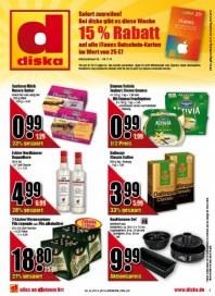 diska Aktueller Wochenflyer November 2014 KW46 2