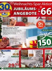 Dänisches Bettenlager Weihnachts-Spar-Aktion November 2014 KW46