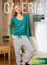 Galeria Kaufhof Angebote von Skiny November 2014 KW46